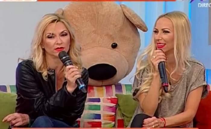 VIDEO / Sora Ancăi Neacşu, pentru prima oară într-un platou de televiziune! Semănă izbitor una cu cealaltă