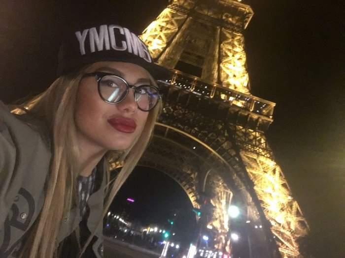 Vacanță de vis, la Paris! Cum și-a petrecut vacanța nepoata lui Adi de la Vâlcea