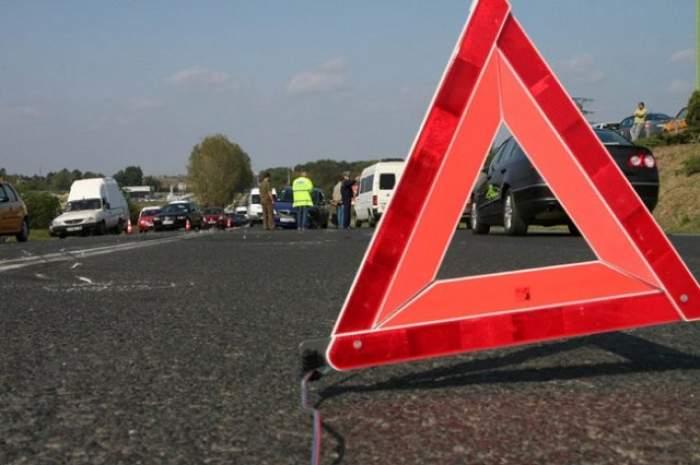 Accident în lanț pe DN1. Doi oameni au murit