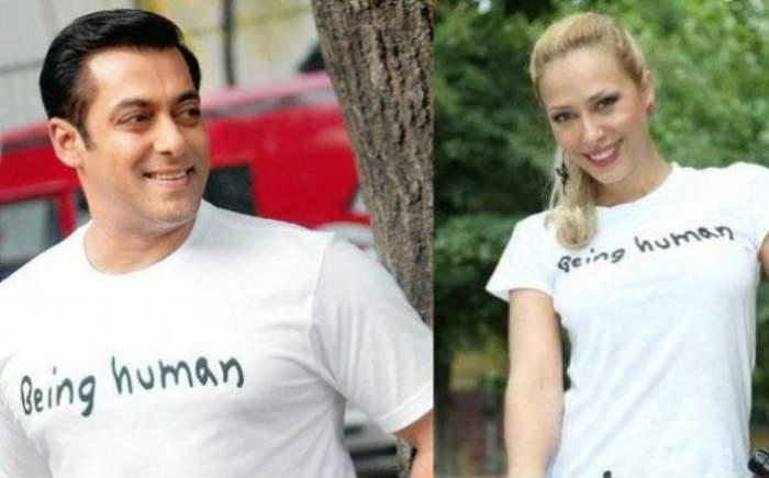 FOTO / Prima reacţie a lui Salman Khan, după ce s-a despărţit de Iulia Vântur! Pare a fi un mesaj subliminal pentru româncă