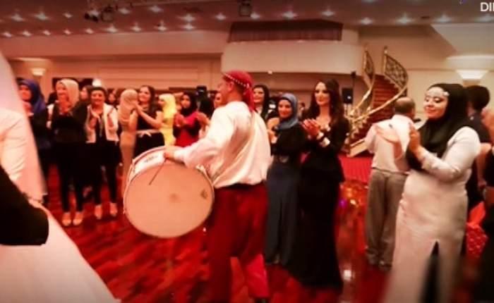 VIDEO / Cum arată o nuntă în stil libanez! Arabii sunt cunoscuți pentru petrecerile lor de neuitat