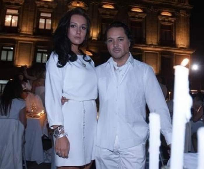 Imaginea tulburătoare făcută publică de milionarul mexican care se luptă pentru copil cu un model din România!