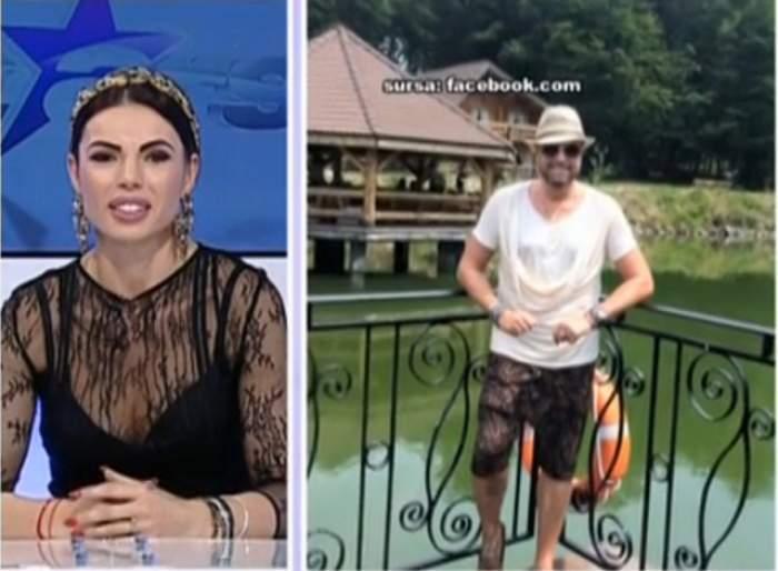 """VIDEO / Cătălin Botezatu, scandal de proporţii!  Ramona Lăzuran: """"A avut o ieşire nervoasă. Am fost de faţă"""""""
