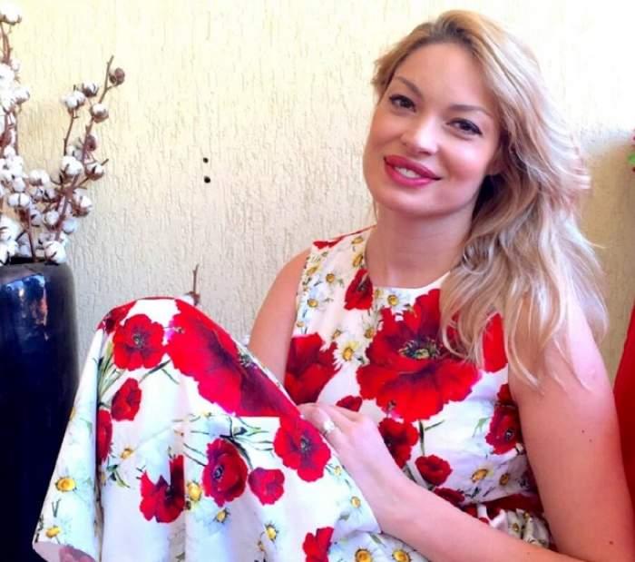 Surpriză pentru Cristi Borcea! La mai bine de o săptămână de la divorţul de Alina Vidican, Valentina Pelinel l-a vizitat