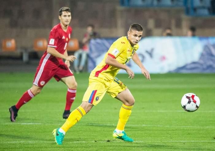 Gică Hagi dă lovitura! O super-forţă a Europei a făcut o ofertă COLOSALĂ pentru Răzvan Marin!