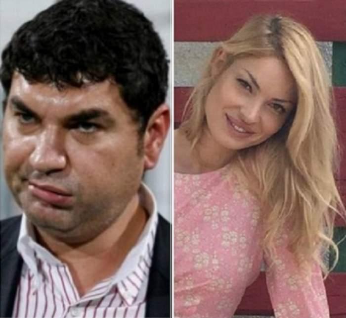 FOTO / Cu Borcea în spital, Valentina Pelinel este umplută de trandafiri! Uite ce a primit iubita fostului acţionar de la Dinamo!
