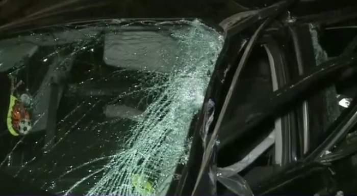 Accident grav în judeţul Călăraşi! 15 persoane au fost rănite