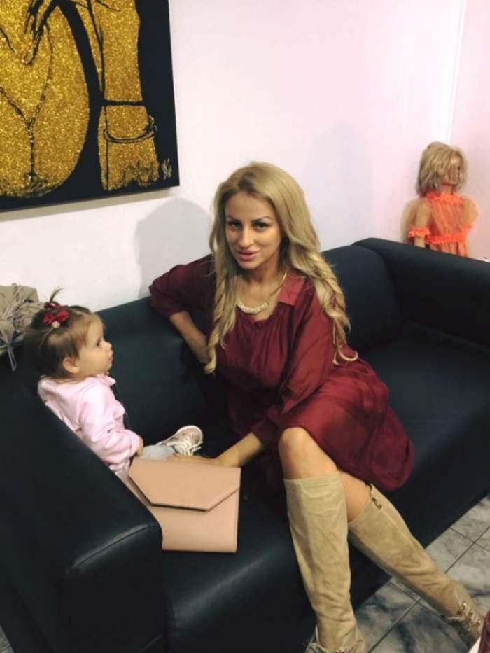 Sânziana Buruiană nu se lasă! După români, vedeta vrea să îi cucerească şi pe australieni