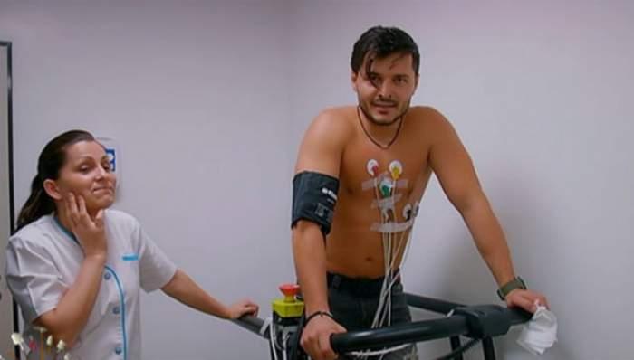 VIDEO / Liviu Vârciu are probleme grave de sănătate! În timp ce filma pentru o emisiune, artistul a mers de urgenţă la medic