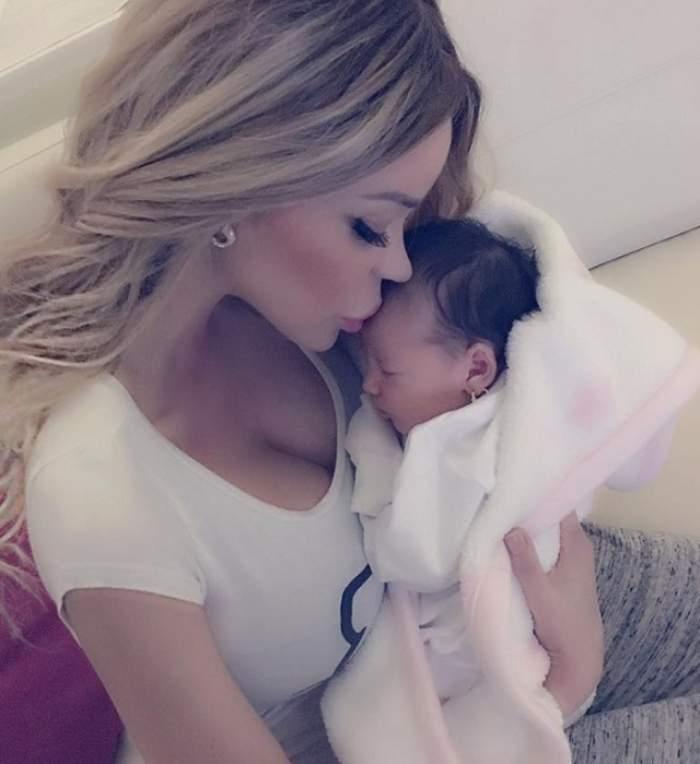 Primele declaraţii ale Biancăi Drăguşanu după ce a ajuns cu fetiţa la spital