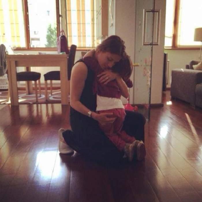 """Tily Niculae, DEZVĂLUIRI CUTREMURĂTOARE despre SARCINA PIERDUTĂ: """"Acum trebuia să-mi ţin în braţe cel de-al doilea copil"""""""