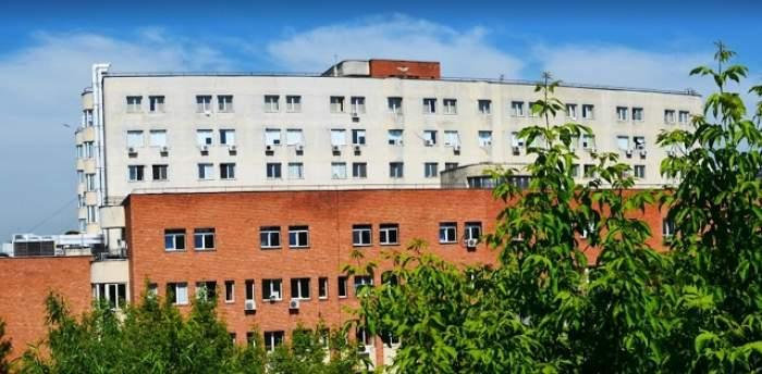 Sinucidere la Institutul Oncologic din Capitală. Un pacient s-a aruncat de la etaj