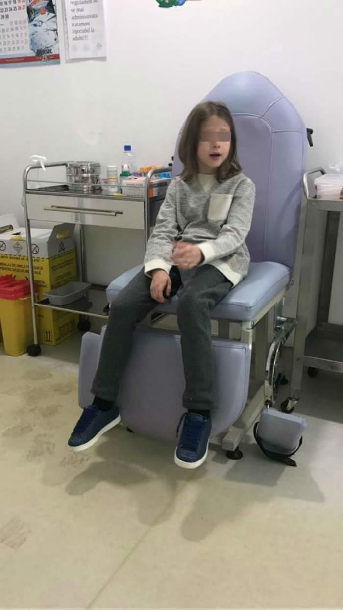 """FOTO / Anamaria Prodan a ajuns de urgenţă la spital cu fiul ei! Mesajul vedetei: """"Bebeto este bolnav, dar..."""""""