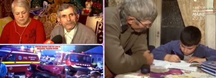 VIDEO / Poveste cutremurătoare! Mama le-a murit într-un accident, iar tatăl i-a abandonat! Mai mult, el le-ar fi furat fiilor săi 200.000 de lei