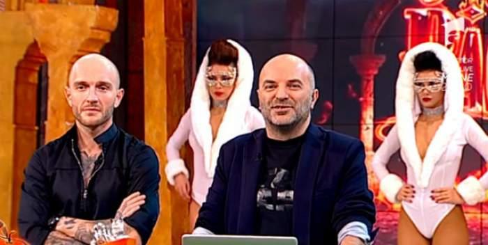 """VIDEO / Dan Capatos, ANUNŢ IMPORTANT: """"«Un show păcătos» DISPARE în culmea gloriei!"""" Ce se va întâmpla cu vedetele emisiunii"""