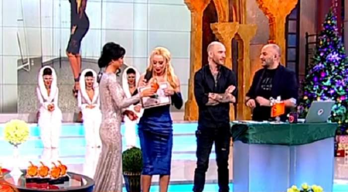 """FOTO / Simona Traşcă a câştigat premiul """"Operata, mâine-i gata"""". Uite cât de sexy a fost la premiile """"Un show păcătos"""""""