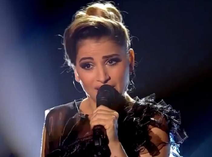 """VIDEO / Nu poţi rata cea de-a doua interpretare a """"Prinţesei de Aur"""" în semifinala """"X-Factor""""! Ce bine sună"""