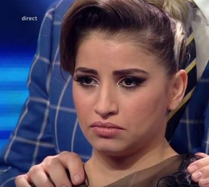 """Ce a apărut pe pagina de Facebook a """"Prinţesei de Aur"""" după ce a fost eliminată de la """"X Factor"""""""