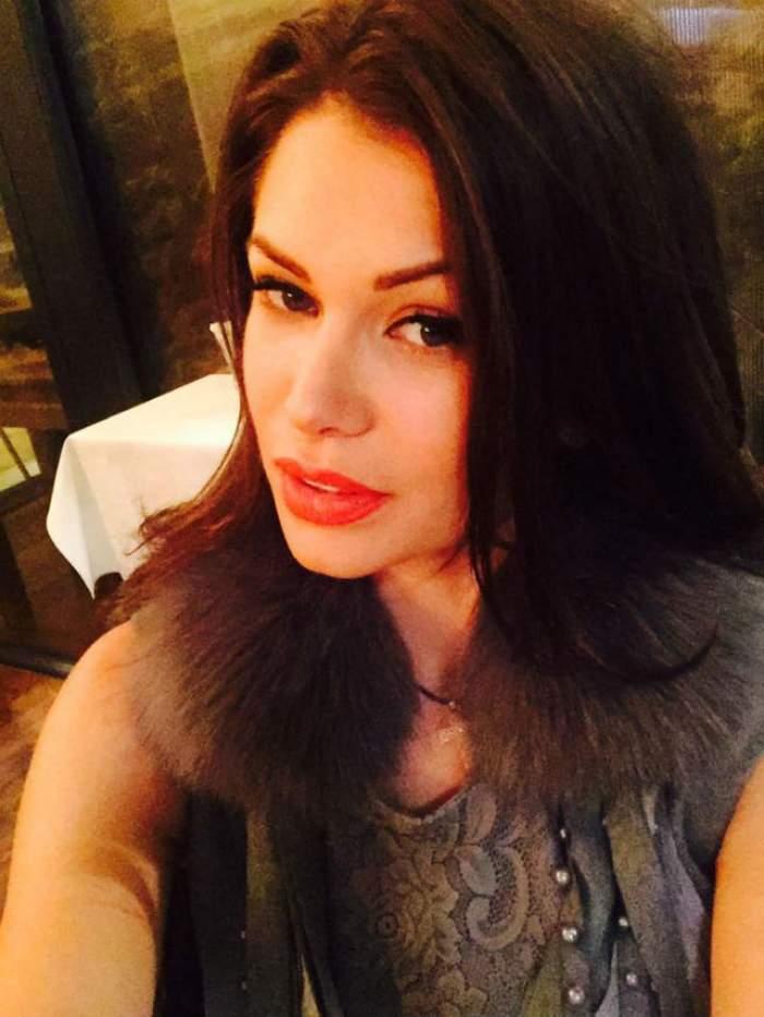 """FOTO / Uite cât de mare s-a făcut fetiţa Iulianei Mînză, fosta concurentă de la """"Next Top Model"""""""