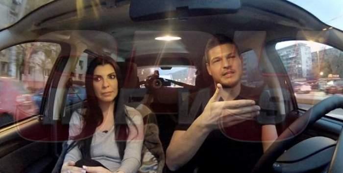 VIDEO / Reacția Andreei Tonciu după ce Mitea a uitat-o și face copil cu alta! Dezvăluiri incendiare