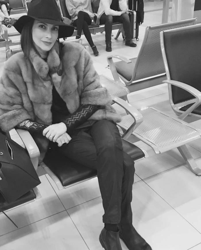 VIDEO / Andreea Berecleanu a lipsit un weekend de acasă, iar copiii i-au pregătit ceva inedit! Ce a găsit vedeta când s-a întors