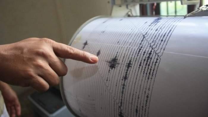 Cutremur de 3 grade pe scara Richter în România! Uite unde s-a produs seismul