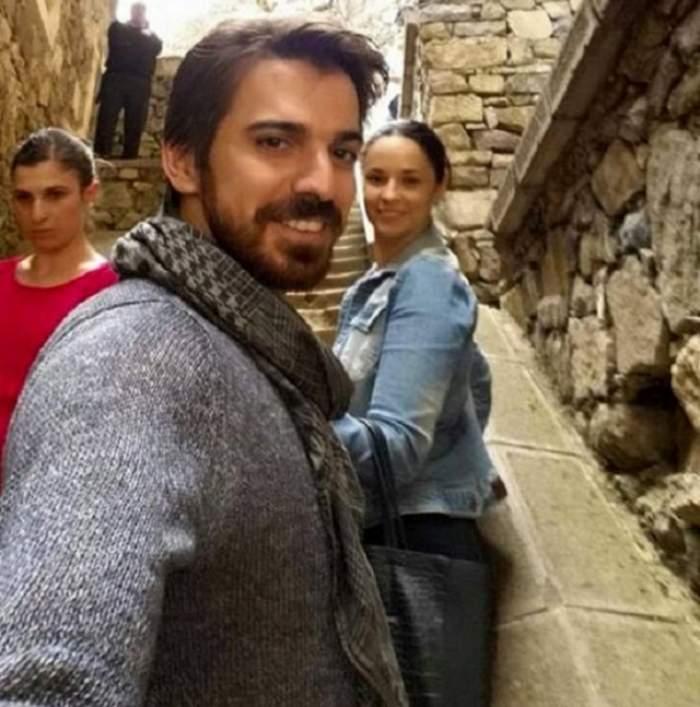 """FOTO / Reacţia lui Tuncay Ozturk după ce mama lui a vorbit cu Andreea Marin: """"La sfârşitul zilei..."""""""