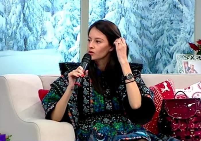 FOTO / Primele declaraţii despre sarcină! Nora lui Adrian Năstase, gravidă în şase luni