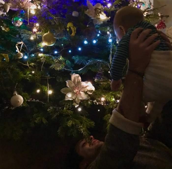 Scrisoarea lui Radu Vâlcan pentru Moş Crăciun! A emoţionat-o pe Adela Popescu