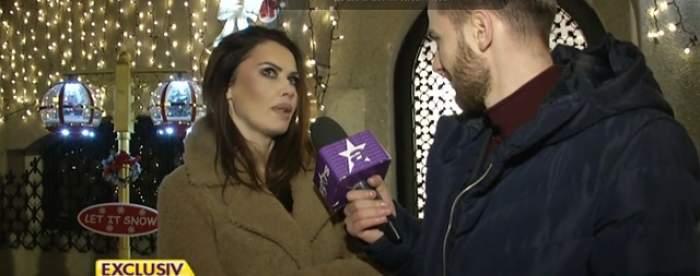 """VIDEO / Oana Zăvoranu şi-a transformat locuinţa în Regatul lui Moş Crăciun: """"Sunt fericită! Oamenii se opresc şi fac poze!"""""""