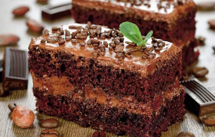 """REŢETA ZILEI - JOI:  Prăjitura """"creola""""! O bunătate de preparat"""