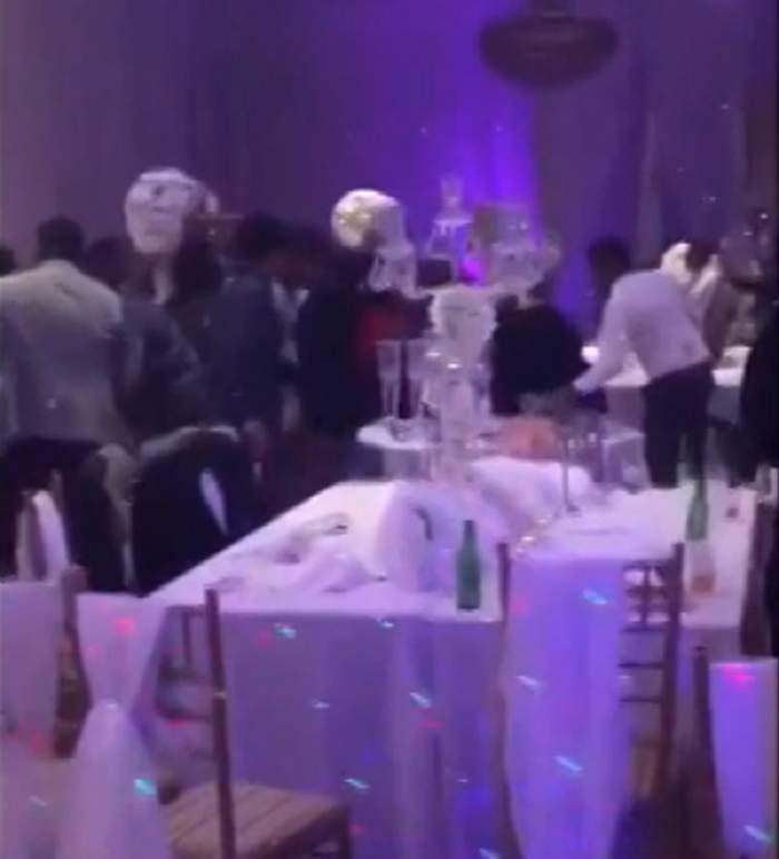 VIDEO / La nunta fostei lui iubite, un bărbat a împrăştiat fotografii cu aceasta în timp ce făcea sex oral. Stai să vezi ce scandal a urmat!