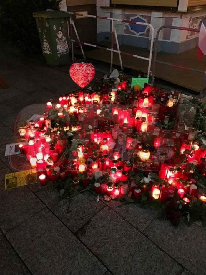 VIDEO & FOTO / Imagini cutremurătoare, surprinse la 5 zile de la atentatul din Berlin! Ce se întâmplă la Târgul de Crăciun unde a avut loc masacrul
