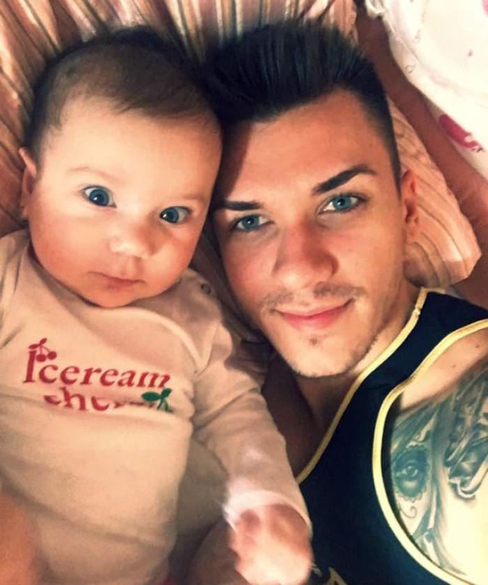 VIDEO / Fiica Andreei Tonciu, răsfăţată cu o mulţime de daruri! Care e CEL MAI SCUMP CADOU primit de Rebecca