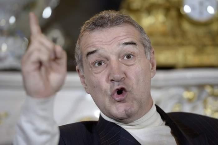 Gigi Becali şantazează justiţia! Latifundiarul, susţinut de greii din fotbal