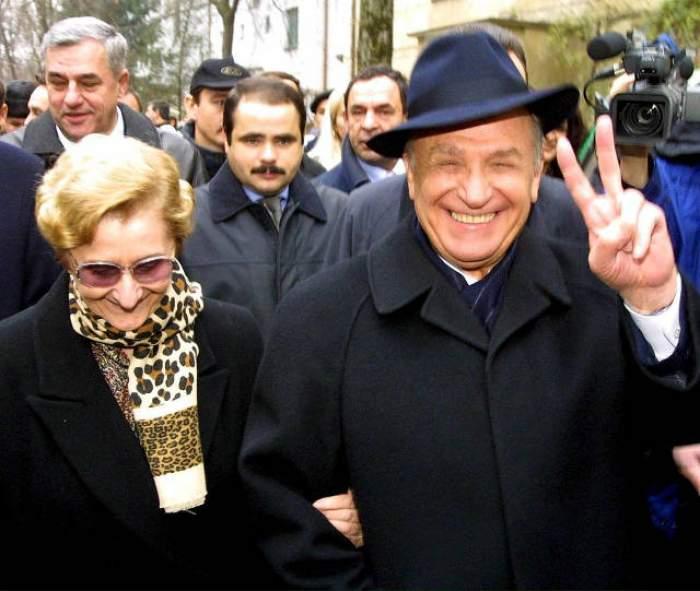 Ion Iliescu şi-a băgat nevasta în belele! Nu mai este cale de întors