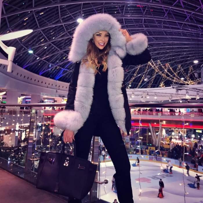 Bianca Drăgușanu, relaxare totală! Ce a făcut diva, de Crăciun! Video paparazzi