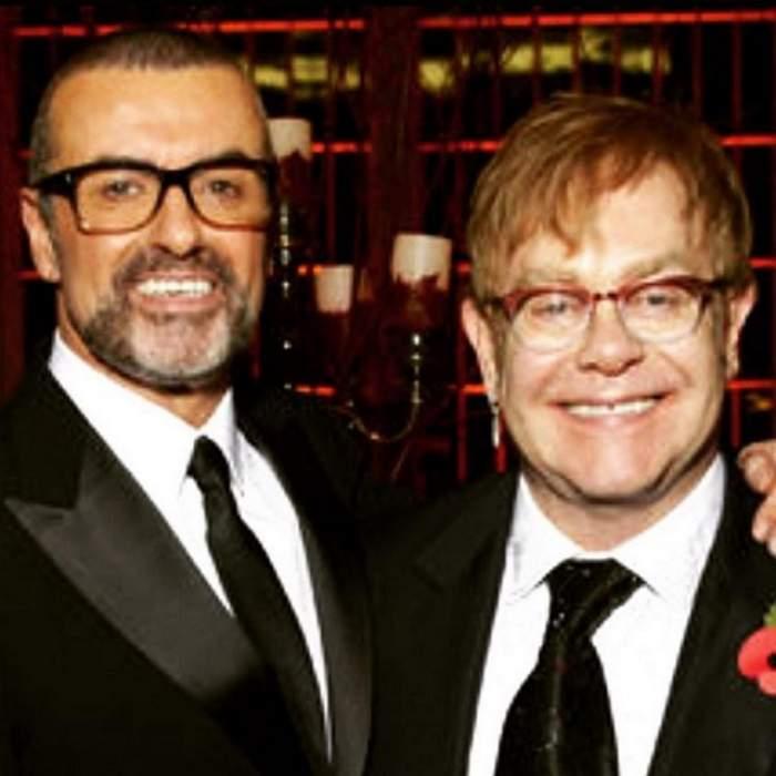 Elton John nu-l va uita niciodată pe George Michael! El va cânta la funeraliile celebrului artist