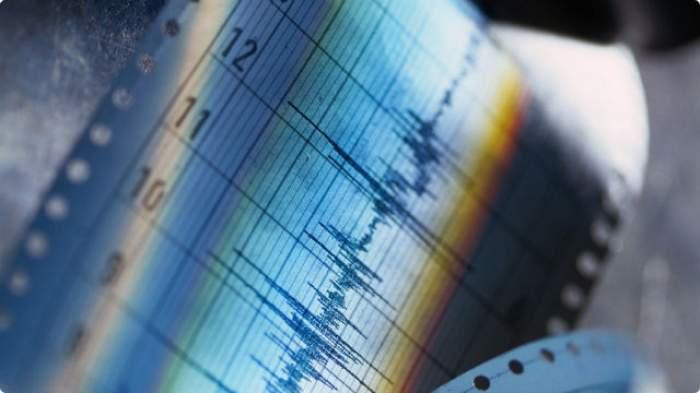 Un NOU CUTREMUR în România! A avut o magnitudine de 3,4 pe scara Richter