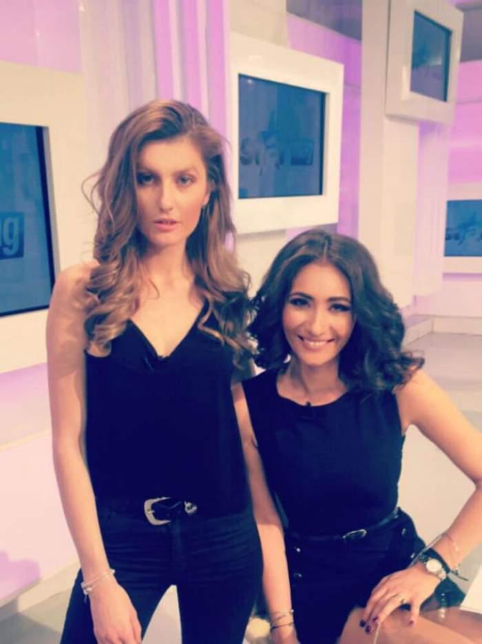 O româncă le-a detronat pe Angelina Jolie, Adriana Lima şi chiar pe super modelele de la Victoria's Secret! Este în top 3 cele mai frumoase femei din lume!
