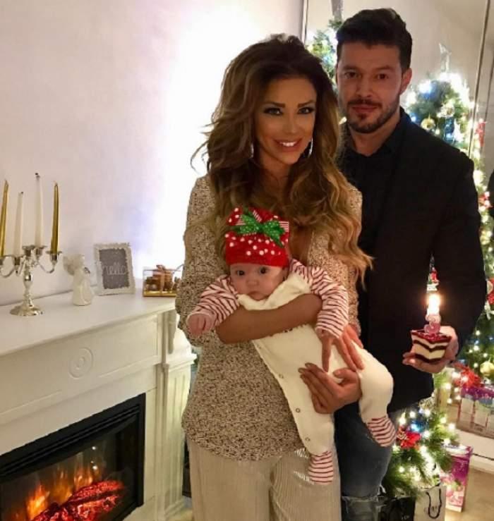 FOTO / Parcă strălucesc! Victor Slav și Bianca Drăgușanu sunt pe fugă chiar de Revelion