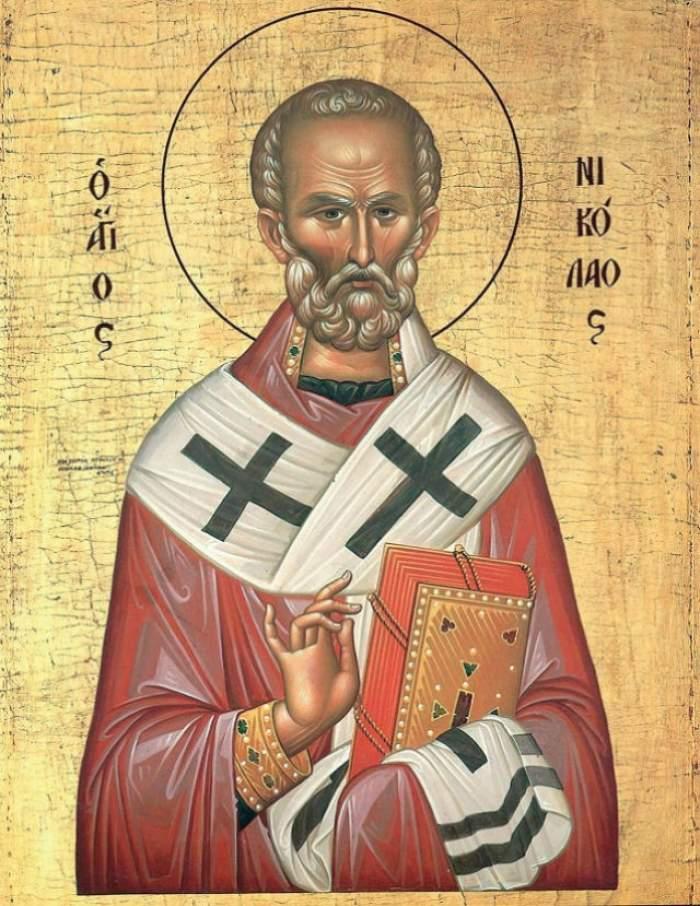Tradiţii şi superstiţii de Sfântul Nicolae! Ce e bine să faci ca să-ţi meargă bine