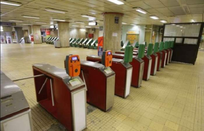 VIDEO / Bucureştenii vor putea intra în subteran cu ajutorul cardului de salariu