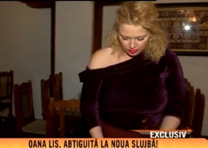 """VIDEO / Oana Lis, un nou loc de muncă: """"Super-puterea mea e să fac vinul să dispară"""""""