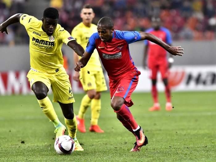 VIDEO / Steaua și-a încheiat aventura în Europa League! Ce s-a întâmplat în meciul cu Villarreal