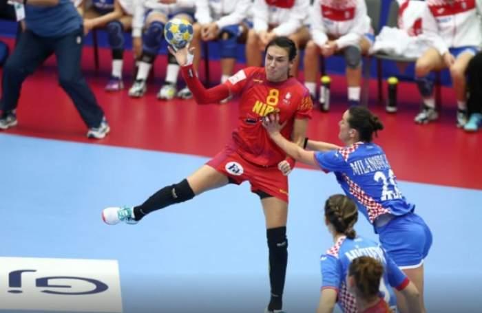 CE de handbal: România – Croația 31–26! Fetele noastre s-au calificat în faza grupelor principale!