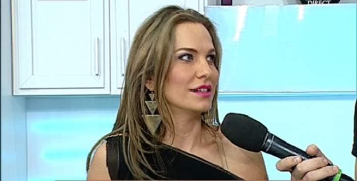 """Anna Lesko, declaraţie neaşteptată, în direct: """"Vreau să mărturisesc ceva. Atunci când sunt într-o relaţie serioasă..."""""""