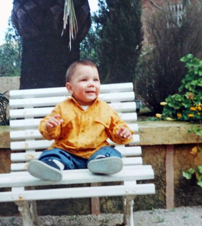 FOTO /  Nu o să ghiciţi niciodată cine este bebeluşul din imagine! A ajuns să fie unul dintre cei mai râvniţi bărbaţi din lume