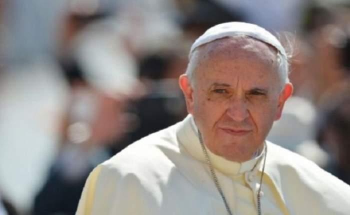 Papa Francisc va juca într-un lungmetraj
