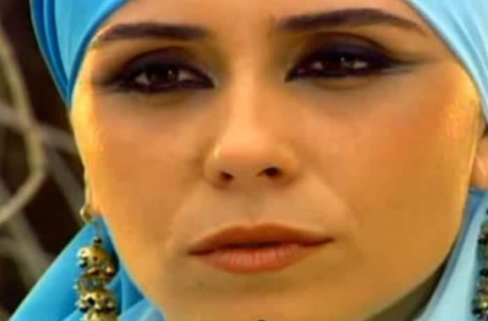"""De la bombă sexy, la mămică cu normă întreagă. Giovanna Antonelli, actriţa din """"Clona"""", s-a lăsat machiată de fiica ei"""